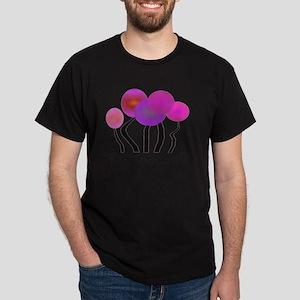 Great Grandmother pink trees Dark T-Shirt