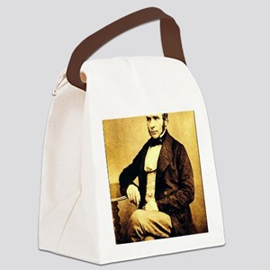 John Snow Canvas Lunch Bag
