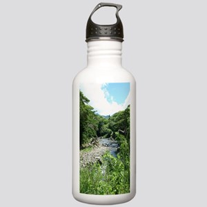 FijiNature Stainless Water Bottle 1.0L