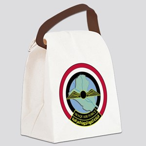 IRAQI AIR FORCE Canvas Lunch Bag