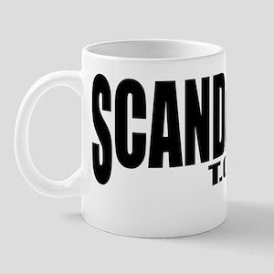 SCANDALOUSTCLOGO Mug