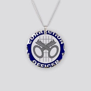 co5 Necklace Circle Charm