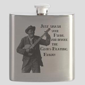 glorybeamingbanjo Flask