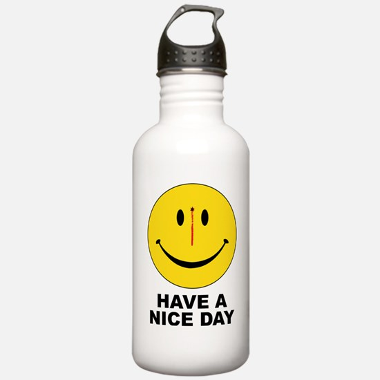 HAVEaniceday Water Bottle