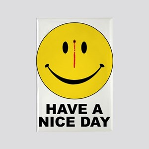 HAVEaniceday Rectangle Magnet