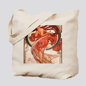 Alfons_Mucha_1898_Dance_78_iPad 2 Tote Bag