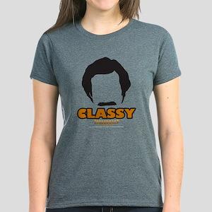 Classy Women's Dark T-Shirt