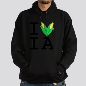 IheartIA v1 Hoodie (dark)