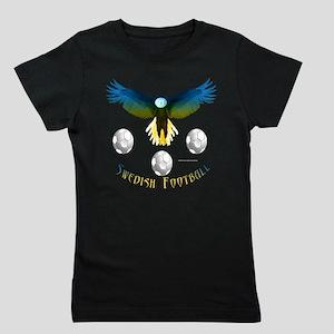 Sweden Soccer Eagle T-Shirt