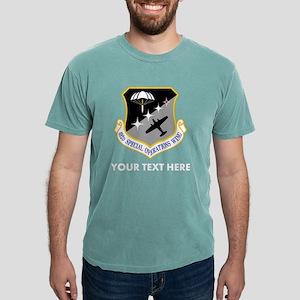 Personalized USAF 492D S Mens Comfort Colors Shirt