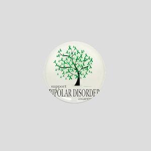 Bipolar-Disorder-Tree Mini Button