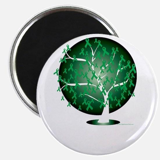 Cerebral-Palsy-Tree-blk Magnet