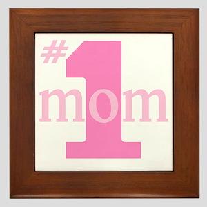 # 1 mom Framed Tile
