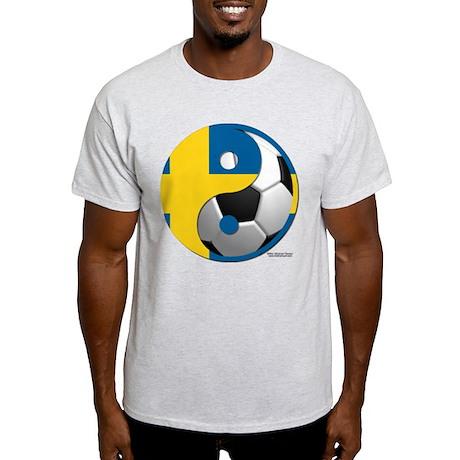 Yin Yang Sweden Light T-Shirt