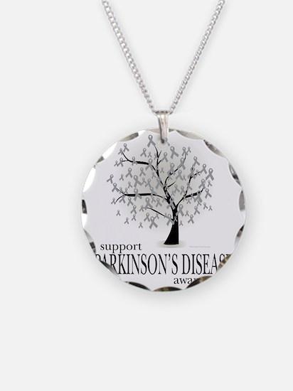 Parkinsons-Disease-Tree Necklace