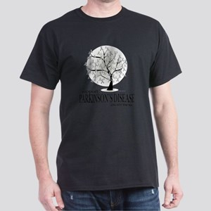 Parkinsons-Disease-Tree Dark T-Shirt
