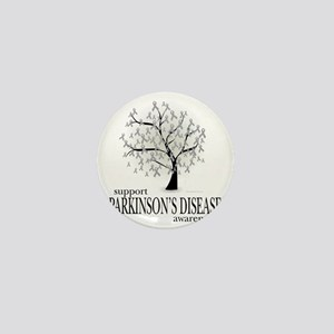 Parkinsons-Disease-Tree Mini Button