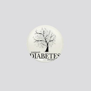 Diabetes-Tree Mini Button