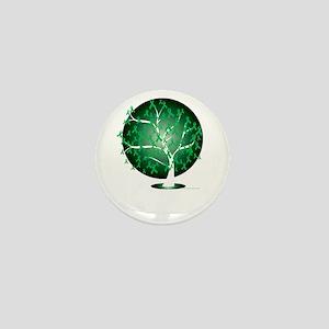 Organ-Donation-Tree-blk Mini Button
