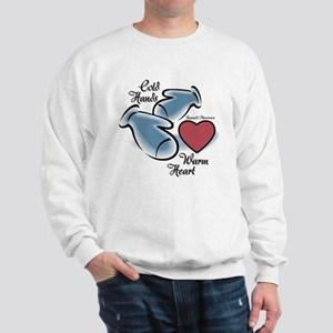 Raynaud's Phenomenon Sweatshirt