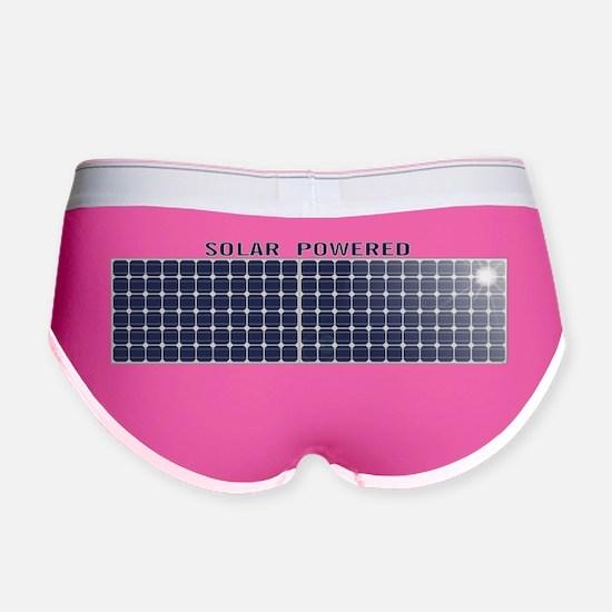 Solar-Panel_Horizontal Women's Boy Brief