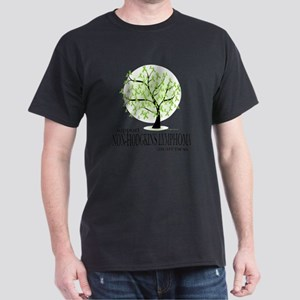 Non-Hodgkins-Lymphoma-Tree Dark T-Shirt