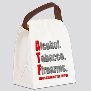 ATF Canvas Lunch Bag