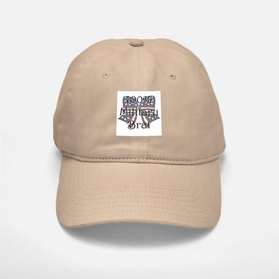 100% Military Brat Baseball Baseball Cap