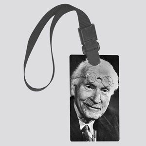 Carl Jung Large Luggage Tag