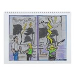 Corporate Trenches Wall Calendar