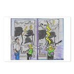Very Good Attitude Postcards (Package of 8)