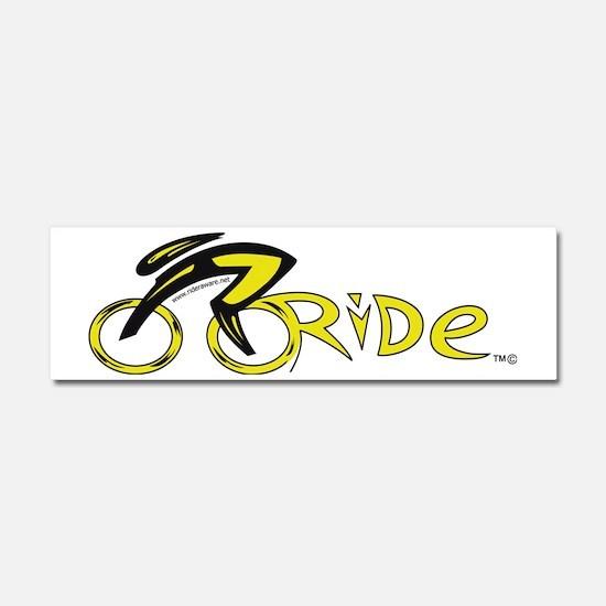Ride1 Car Magnet 10 x 3