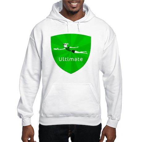 Ultimate Frisbee Hooded Sweatshirt