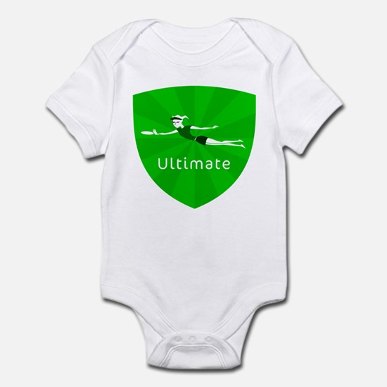 Ultimate Frisbee Infant Bodysuit