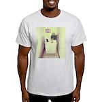 Oh Cubicle Sweet Cubicle Ash Grey T-Shirt