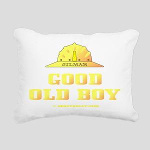 Good Old Boy A4 ZZCv usi Rectangular Canvas Pillow