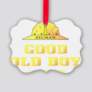 Good Old Boy A4 ZZCv using adj Te Picture Ornament