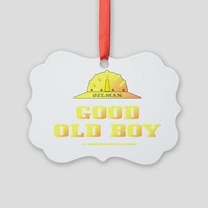 Good Old Boy A4 ZZCv using adj Te Picture Ornament
