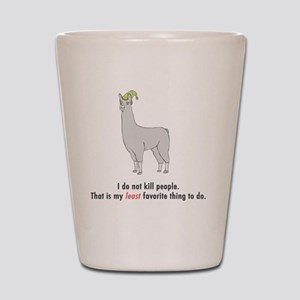Llamas-D2-TravelMug Shot Glass