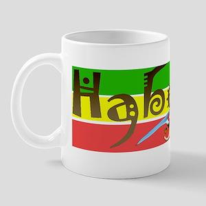 habesha star bumper copy Mug