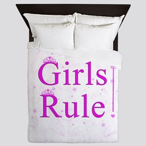 girlsrule Queen Duvet