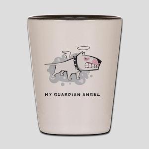 angel2 Shot Glass