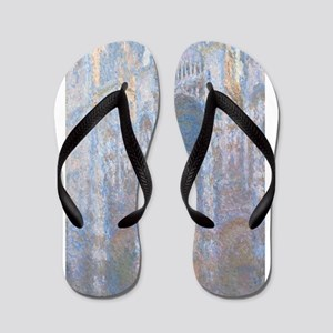 Rouen Cathedral, West Fac¸ade Flip Flops