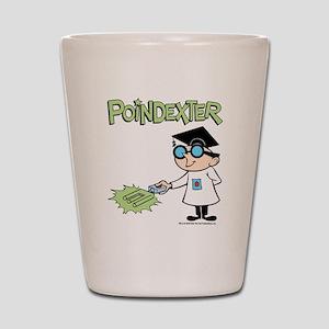 POINDEXTER-FORK Shot Glass