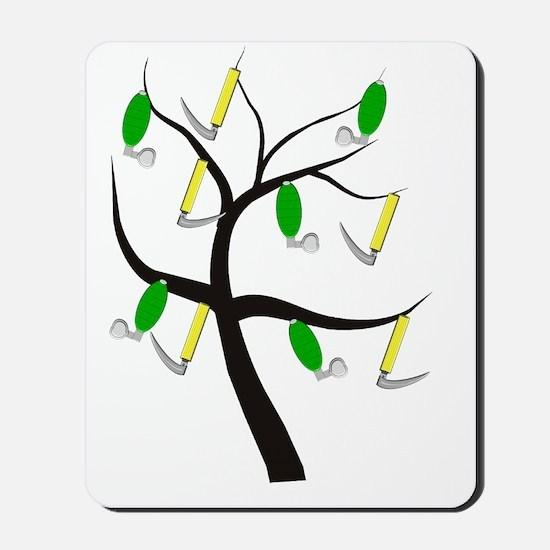 RT Tree 1 Mousepad