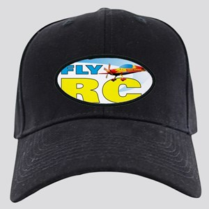 FLYRCplane Black Cap
