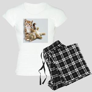 Kittens mousepad Women's Light Pajamas