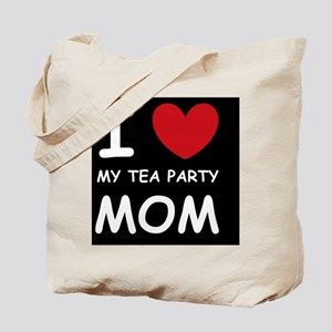 MOTHER TEA PARTYDBUT Tote Bag