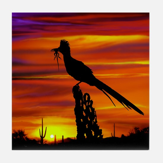 Roadrunner tp Tile Coaster