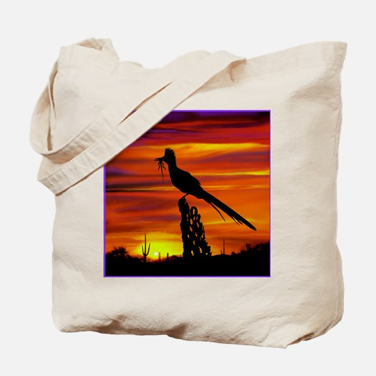 Roadrunner tp Tote Bag